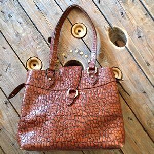 Vintage Jack George's leather purse
